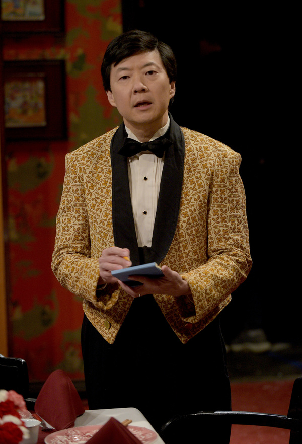 A CHRISTMAS STORY LIVE!: Ken Jeong during FOX's live musical event, A CHRISTMAS STORY LIVE!, airing Sunday, Dec. 17 (7:00-10:00 PM ET live/PT tape-delayed) on FOX. CR: Ray Mickshaw / FOX