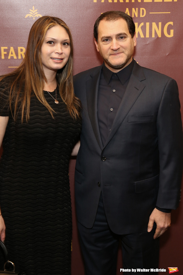 Mai-Linh Lofgren and Michael Stuhlbarg