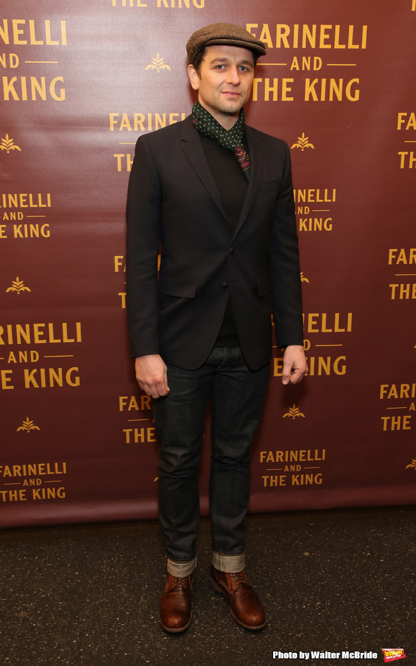 Photo Coverage: On the Red Carpet at Opening Night of FARINELLI AND THE KING