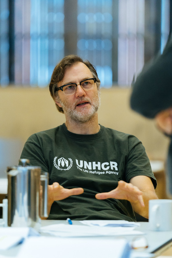 David Morrissey (Mark Anthony) Photo
