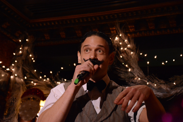 Photo Coverage: The 10th Annual Joe Iconis Christmas Spectacular