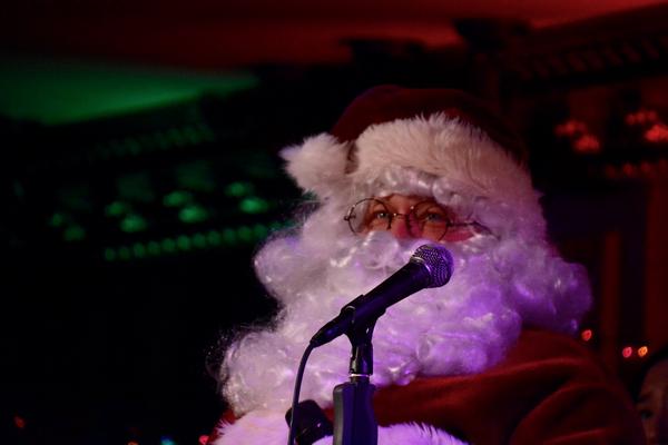 Santa Claus AKA Jason SweetTooth Williams