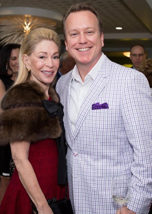 Rona Forstadt and David Walker Photo