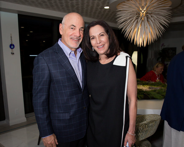Ross and Susan Hechinger