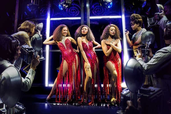 Photo Flash: DREAMGIRLS Celebrates New Cast and Two Years in West End