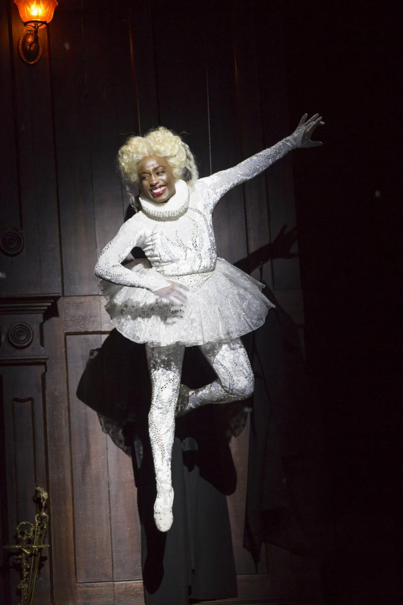 BWW Interview: Theatre Life with Felicia Curry