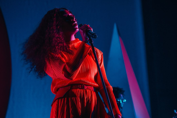 Photo Flash: DAY FOR NIGHT Proves #HoustonStrong featuring Solange, Ryoji Ikeda, Nine Inch Nails, Cardi B and More
