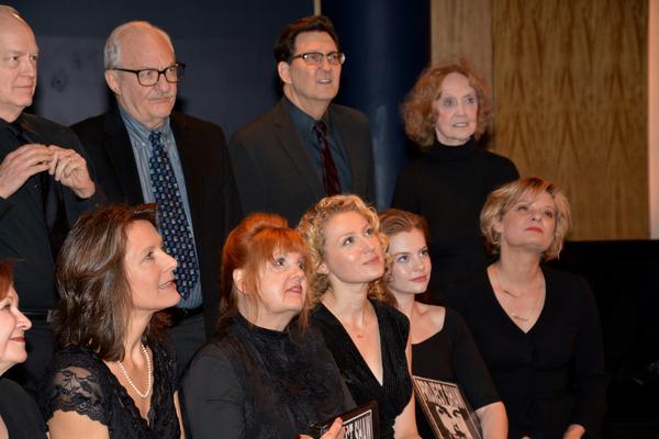Reed Birney, Tim Jerome, Warren Kelley, Charlotte Moore, Jennifer Van Dyck, Annie Golden, Margaret Loesser Robinson, Andrea Lynn Green and Martha Plimpton