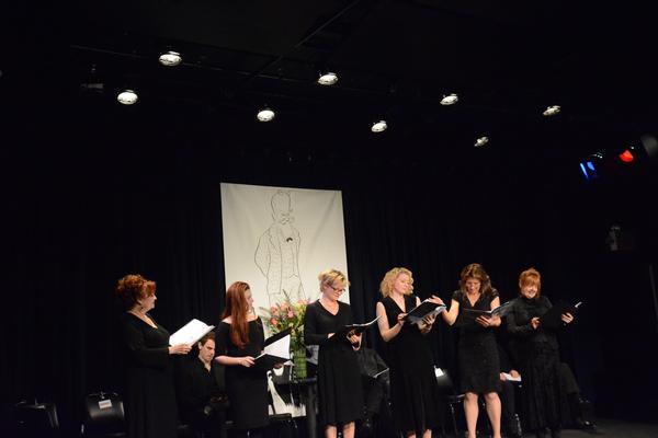 Cynthia Darlow, Andrea Lynn Green, Martha Plimpton, Margaret Loesser Robinson, Jennifer Van Dyck and Annie Golden