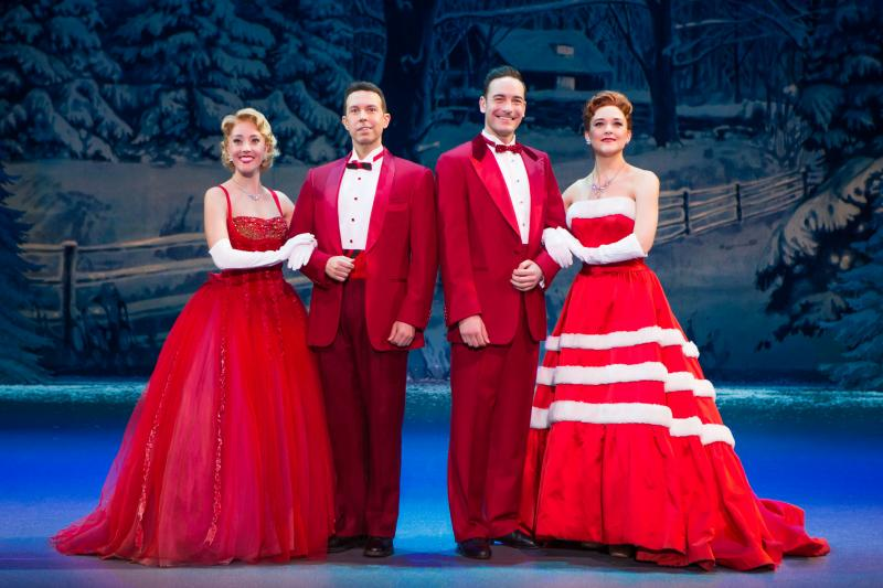 BWW Interview: Jeremy Benton Brings the Magic of WHITE CHRISTMAS To New Orleans