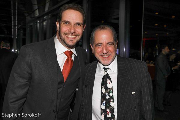 Steven Scott & Bob Spiotto, Friars Club