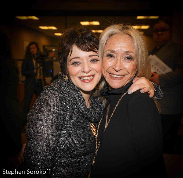 Judy Blazer & Eda Sorokoff
