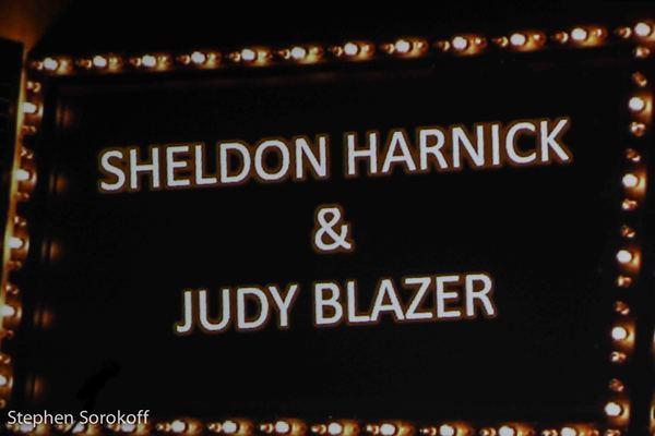 Judy Blazer & Sheldon Harnick
