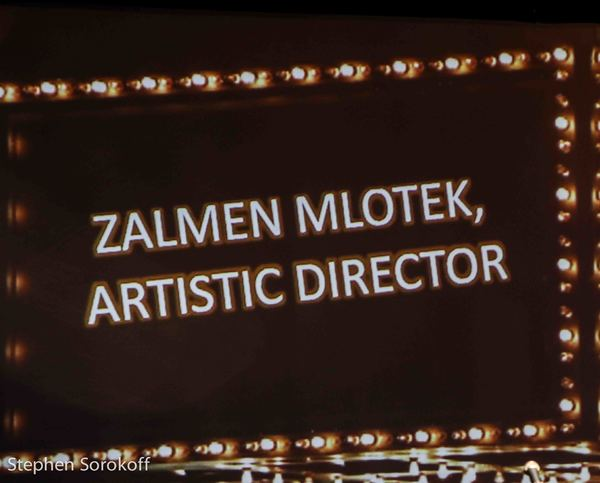 Zalmen Mlotek, Artistic & Music director Photo