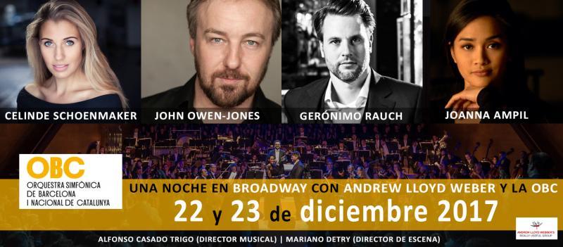 BWW Interviews: Alfonso Casado nos habla de UNA NOCHE EN BROADWAY en L'Auditori de Barcelona