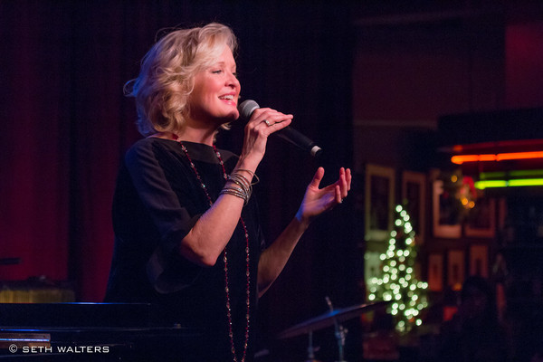 Photo Flash: Christine Ebersole and Billy Stritch Return to Birdland with SNOWFALL