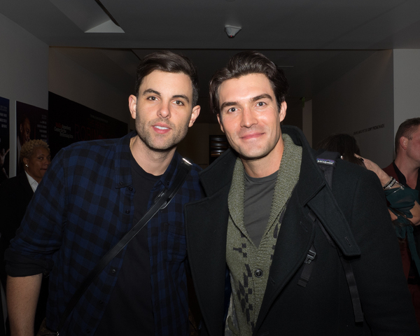 Zak Resnick and Peter Porte