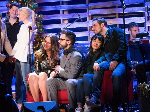 Photo Coverage: LOVE ACTUALLY IN CONCERT At The Wallis Annenberg