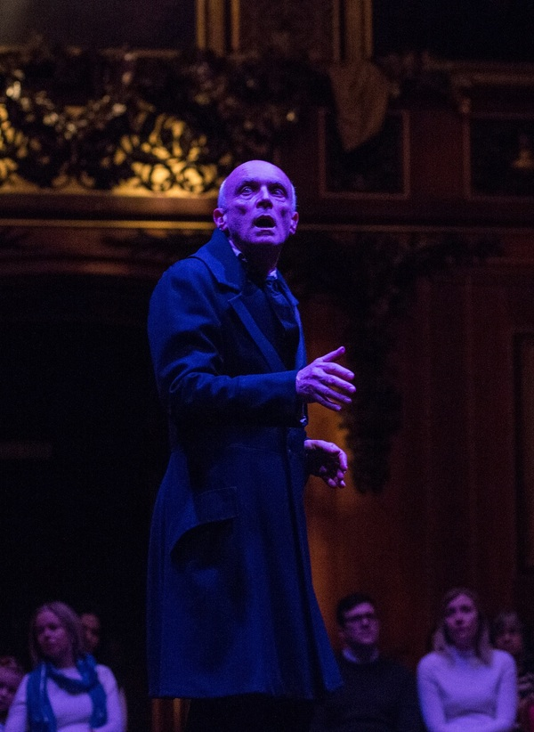 Photo Flash: First Look at A CHRISTMAS CAROL at Windsor Castle