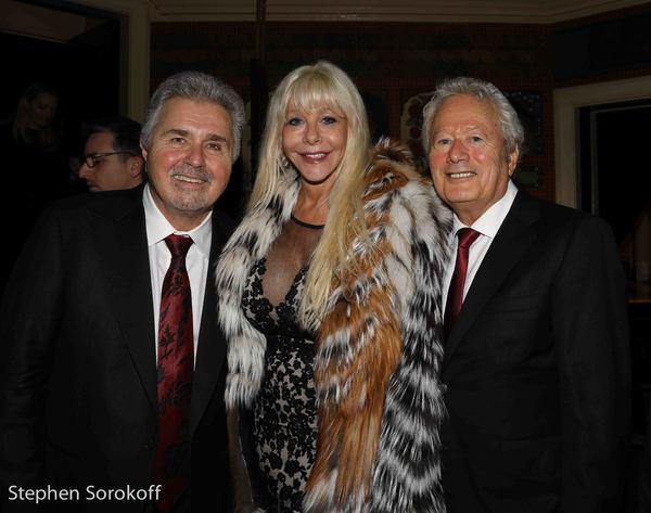 Steve Tyrell, Sunny Sessa, Stephen Sorokoff