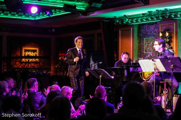 Photo Coverage: Michael Feinstein Returns to Feinstein's/54 Below with Christmas Crooners
