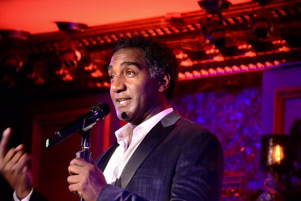 Photo Coverage: Norm Lewis Brings SANTA BABY Holiday Show to Feinstein's/54Below