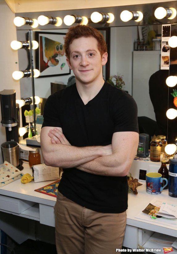 BWW Interview - Debut of the Month - SPONGEBOB SQUAREPANT's Ethan Slater