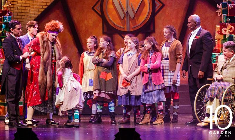 Photo Flash: Get A First Look At ANNIE at Garden Theatre