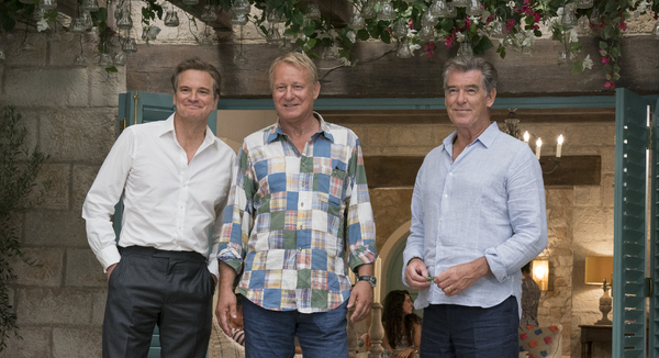 Photo Flash: First Look Images from MAMMA MIA! HERE WE GO AGAIN