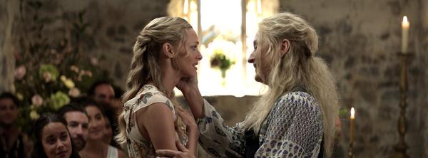 Amanda Seyfried, Meryl Streep
