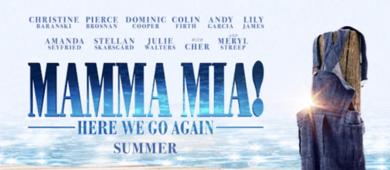 Grandma Cher, No Meryl? What We Learned From the MAMMA MIA! 2 Trailer!