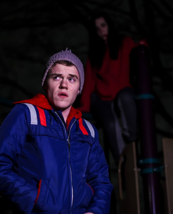 Photo Flash: LET THE RIGHT ONE IN Makes Stage Premiere at The Ringwald Theatre