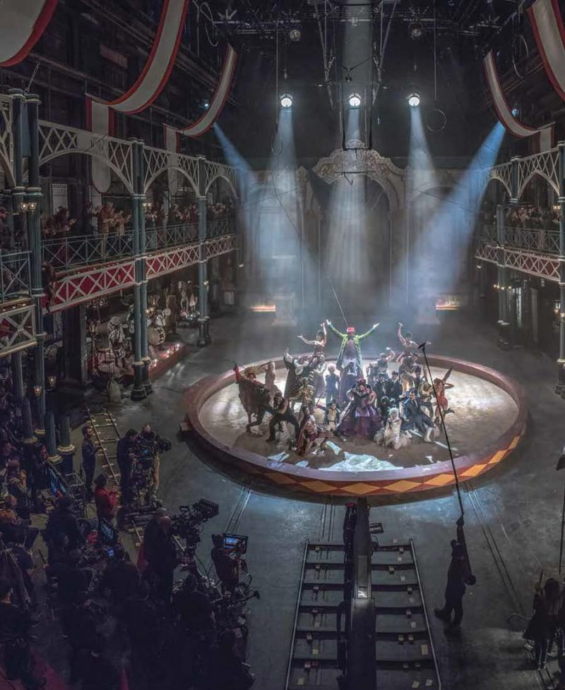 BWW Review: THE ART U0026 MAKING OF THE GREATEST SHOWMAN Is A Beautiful And  Intriguing Book