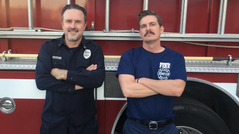 David Arquette Joins the Cast of Half-hour TV Comedy Pilot MEMPHIS FIRE