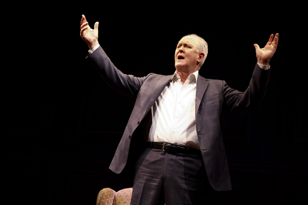 John Lithgow: Stories By Heart Production Photo - John Lithgow