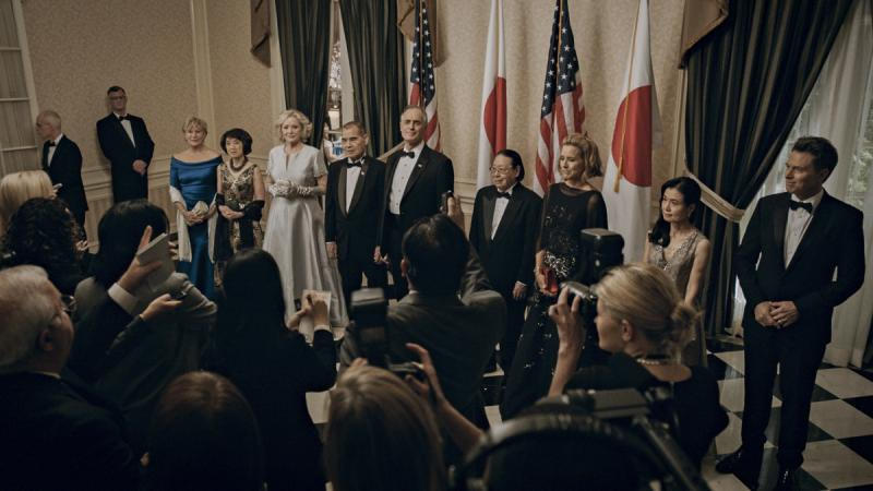 Photo: Christine Ebersole Guests on CBS's MADAM SECRETARY Tonight
