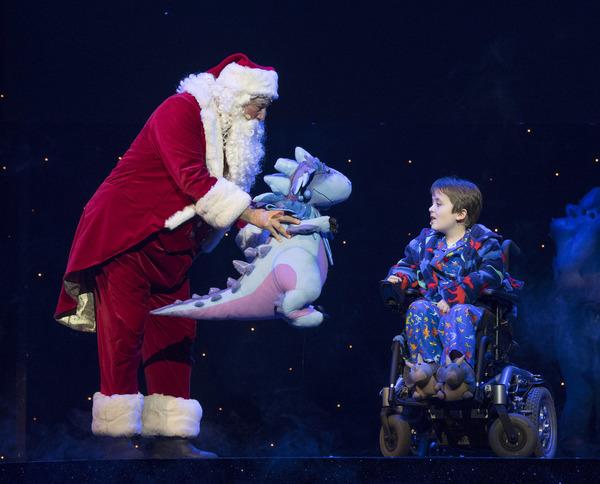 Santa Claus & Dan Mclellan (William Trundle)