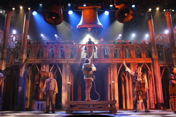Photo Flash: First Look at New York Regional Premiere of THE HUNCHBACK OF NOTRE DAME, Opening Tonight