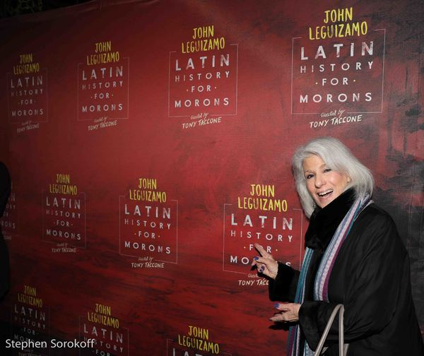 Photo Coverage: John Leguizamo Starts With A Clean Slate Of Laughs For Every Performance