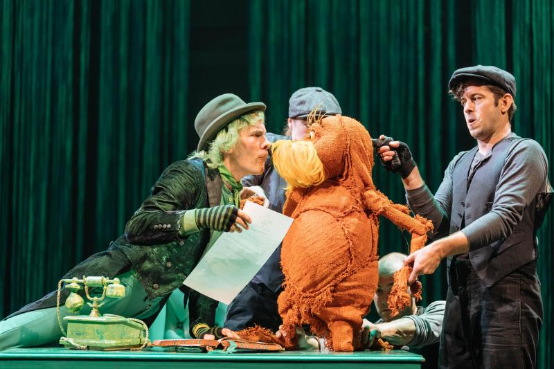 BWW Interview: Simon Paisley Day Talks THE LORAX at Mirvish