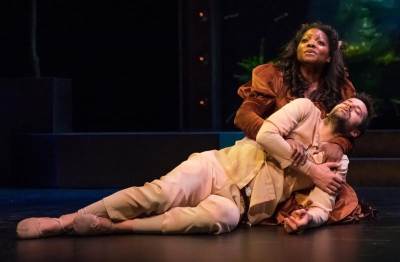 BWW Review: Robert Fairchild Brings Captivating Dramatic Beauty To MARY SHELLEY'S FRANKENSTEIN