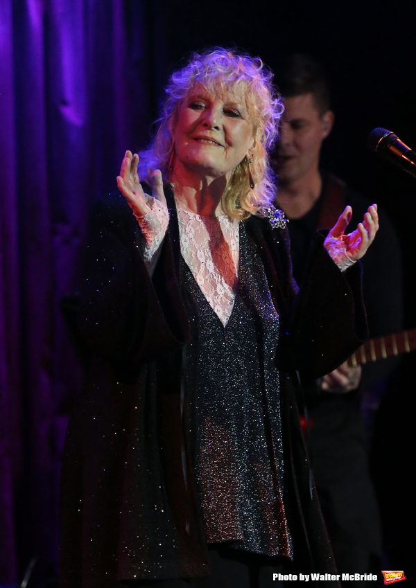 Photo Coverage: Petula Clark Performs at B.B. King Times Square