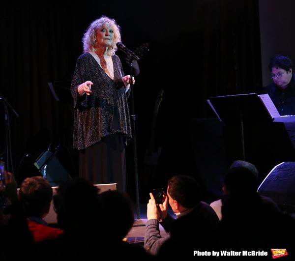 Photo Coverage: Petula Clark Performs at B.B. King Times Square