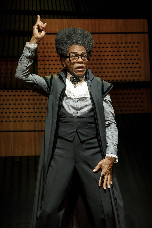 Andre De Shields. Photo Credit: Joan Marcus