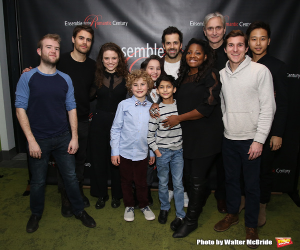 Photo Coverage: Mary Shelley's FRANKENSTEIN Celebrates Opening Night