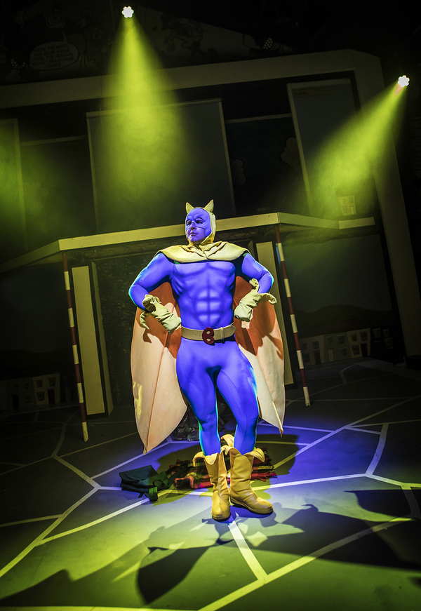 Photo Flash: First Look at the World Premiere of BANANAMAN THE MUSICAL