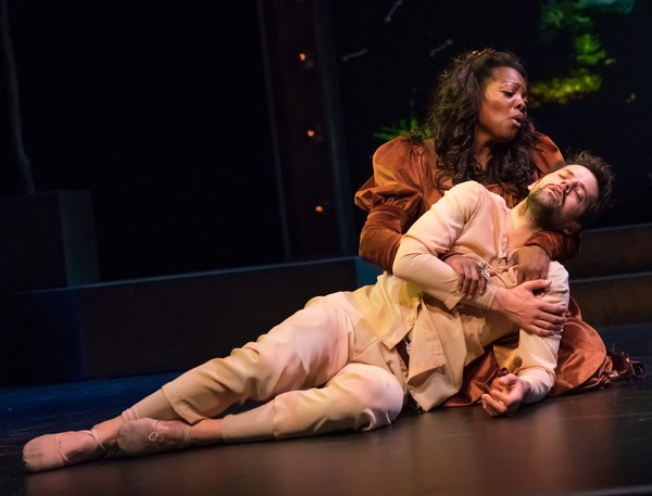 Photo Flash: The Monster Comes Alive in MARY SHELLEY'S FRANKENSTEIN