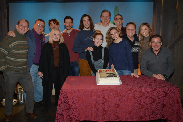 Photo Coverage: DESPERATE MEASURES Celebrates its 100th Performance