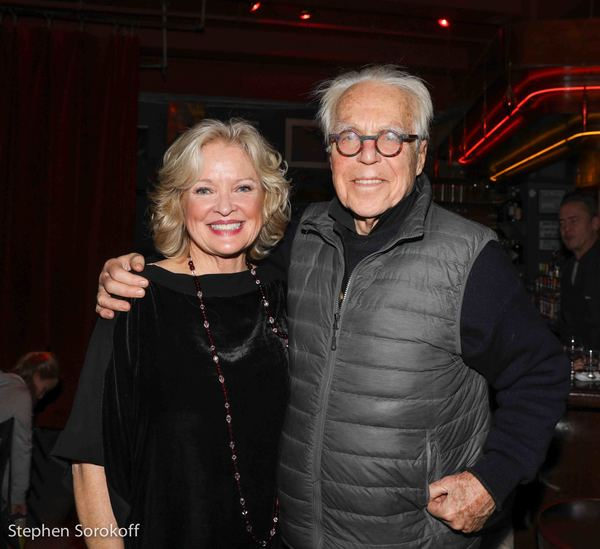 Christine Ebersole & John Guare