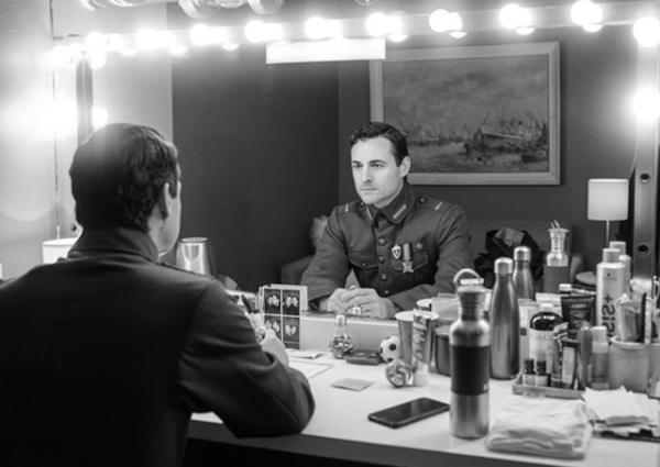 Photo Flash: Inside Gleb's Dressing Room, and More Saturday Intermission Pics!